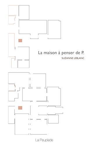 9782923530185: la maison à penser de P.