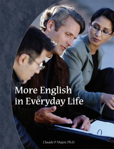 More English in Everyday Life: Claude P. Major
