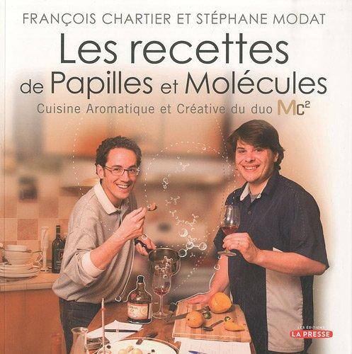 9782923681405: Les recettes de Papilles et Molécules (French Edition)