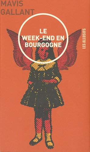 9782923682167: Le week-end en Bourgogne