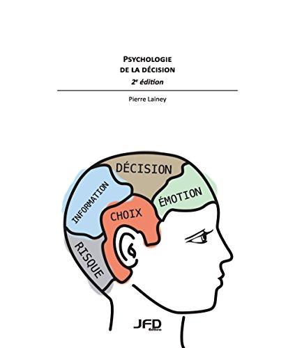 9782923710723: Psychologie de la décision – 2e édition
