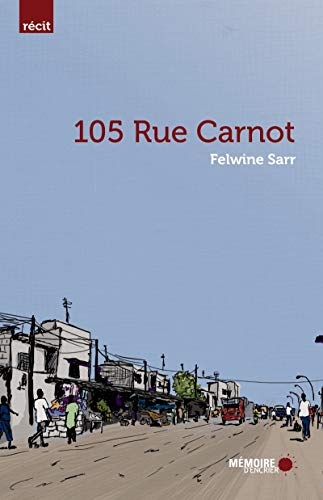 9782923713571: 105 Rue Carnot (French Edition)