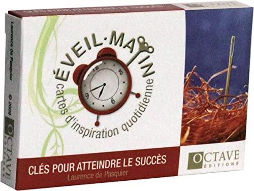 CLES POUR ATTEINDRE LE SUCCES - 32 CARTE: CARTES EVEIL MATIN