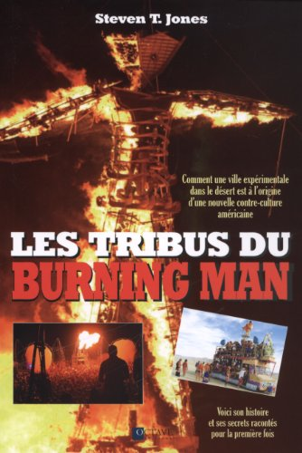 9782923717876: Les tribus du Burning Man