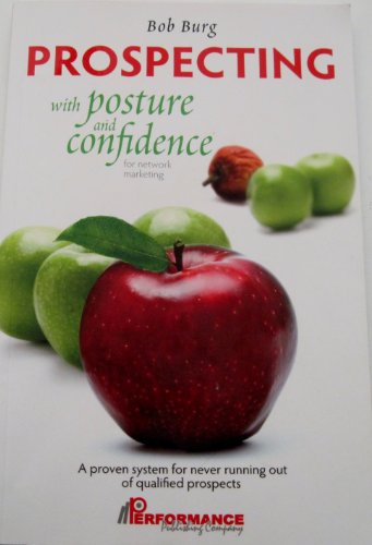 9782923746050: Prospecting with Posture and Confidence