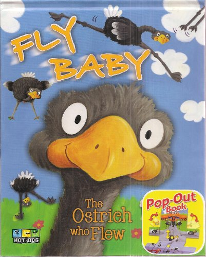 9782923749297: Fly Baby - The Ostrich Who Flew Pop Out Book