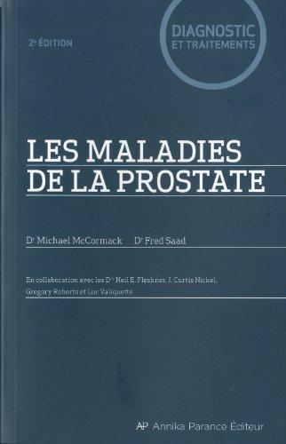 9782923830179: Les Maladies de la Prostate