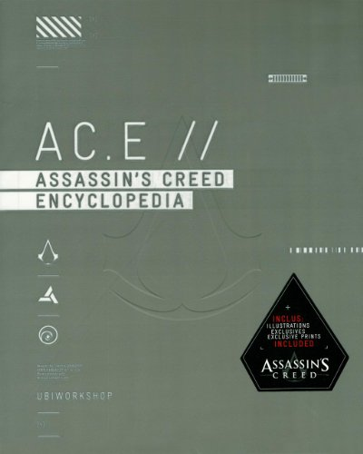 9782924006030: Assassin's Creed Encyclopedia: White Edition