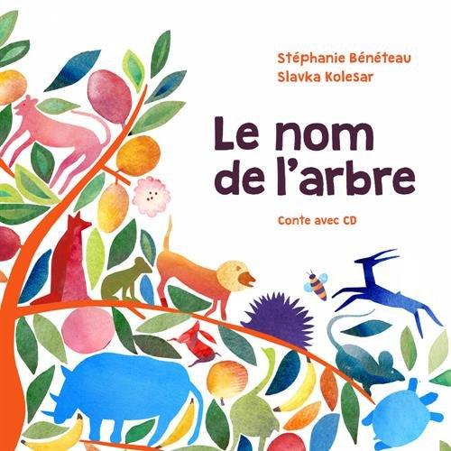 NOM DE L ARBRE -LE- AVEC CD: BENETEAU KOLESAR