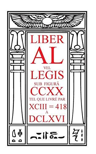 9782924859025: Liber Al vel Legis: le Livre de la Loi