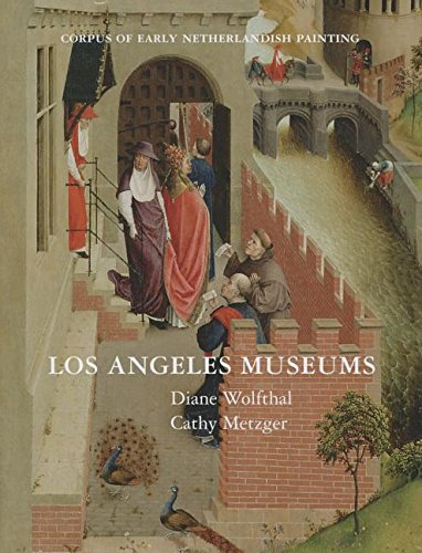 9782930054216: Los Angeles Museums (Corpus of 15th-Century Painting in the Former Southern Netherlands)