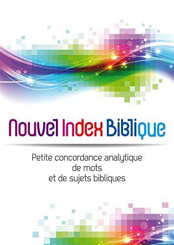 9782930082004: Nouvel Index Biblique