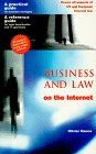 9782930150055: Business & Law on the Internet