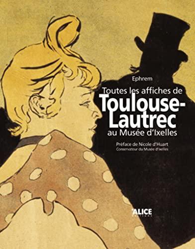 Toutes les affiches de Henri de Toulouse-Lautrec: Ephrem