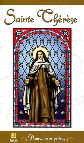 9782930211657: Sainte Thérèse - Neuvaine et prières