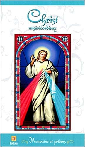 9782930211688: Christ miséricordieux ; neuvaine et prières