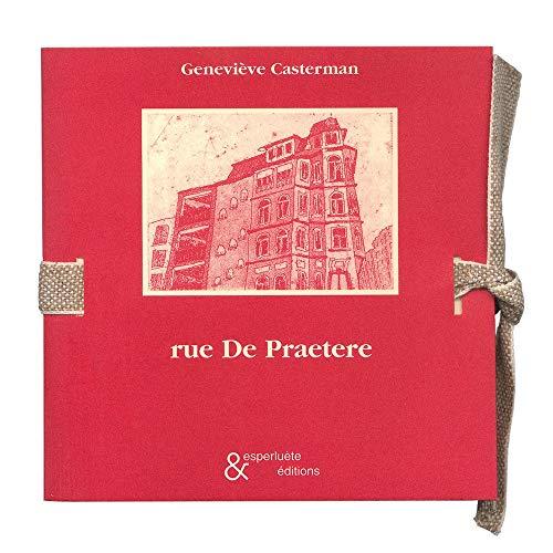 9782930223087: Rue de Praétère