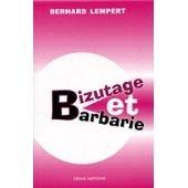 9782930239019: Bizutage et barbarie