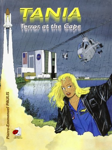 9782930273099: Tania Terror at the cape BD Anglais