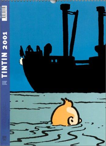 9782930284354: Calendrier Tintin 2001
