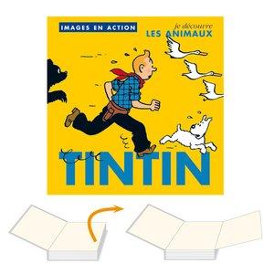 9782930284408: Tintin : Je découvre les animaux