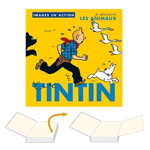 9782930284408: Tintin Je Decouvre...: Tintin Je Decouvre Les Animaux (French Edition)