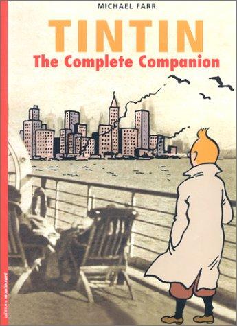 9782930284767: Tintin : The complete companion (Fondation Herge)