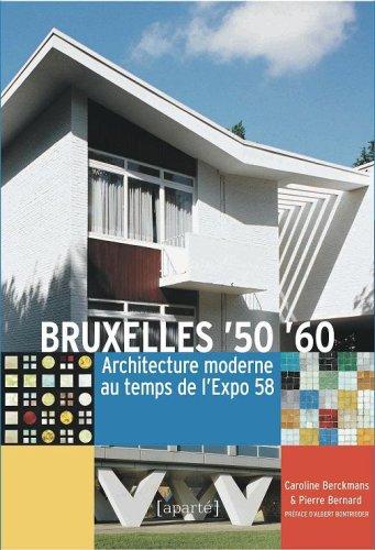 9782930327181: Bruxelles 50 60