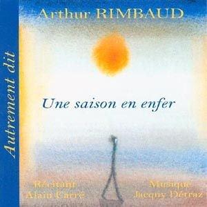 9782930335247: Une Saison en Enfer/1cd (French Edition)