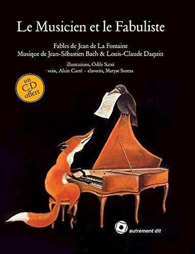 9782930335759: Le musicien et le fabuliste