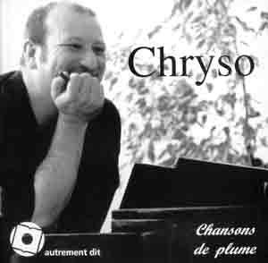 Chansons de plume 1CD: Chryso Thomas