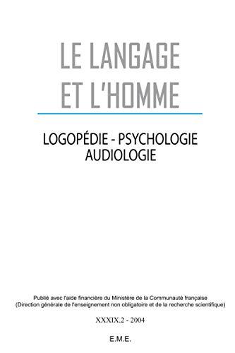 9782930342269: Logop�die, psychologie, audiologie