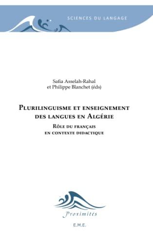 9782930342757: Plurilinguisme et enseignement des langues