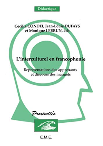 9782930342818: L'INTERCULTUREL EN FRNACOPHONIE
