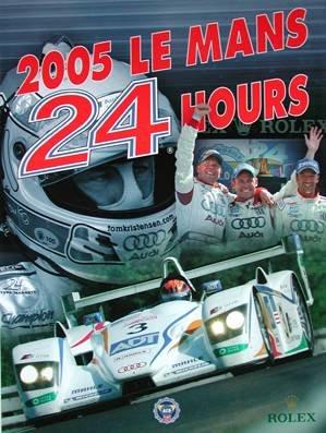 2005 Le Mans 24 Hours.: Asselberghs, Denis .