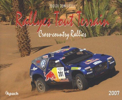 Rallyes Tout Terrain : Cross-country Rallies: Judith Tomaselli
