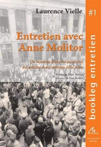 9782930355658: Entretien avec Anne Molitor