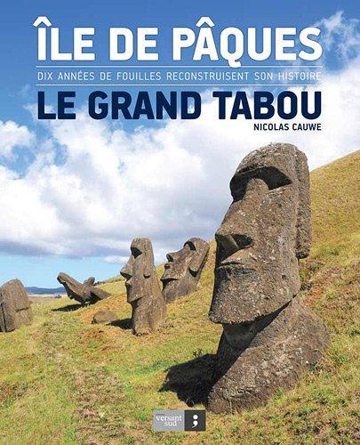 9782930358543: Ile De Paques Le Grand Tabou