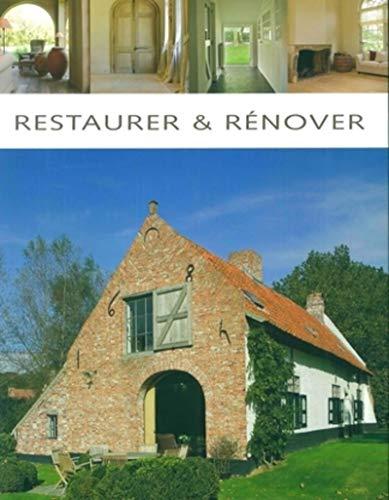 9782930367279: Restaurer & rénover