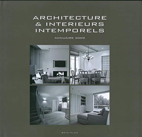 Architecture & intérieurs intemporels (French Edition)