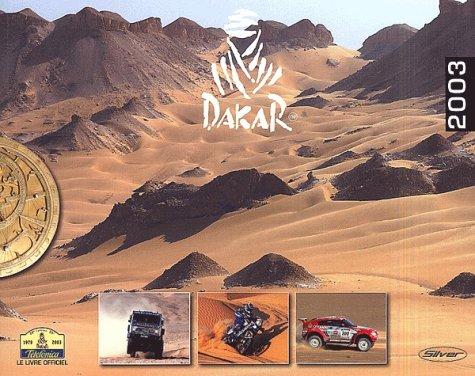 9782930383002: Dakar 2003 (livre officiel)
