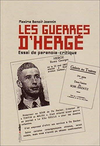 9782930402239: Guerres d'Herg? (Les)