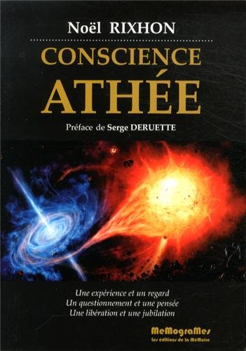 9782930418957: Conscience Athee
