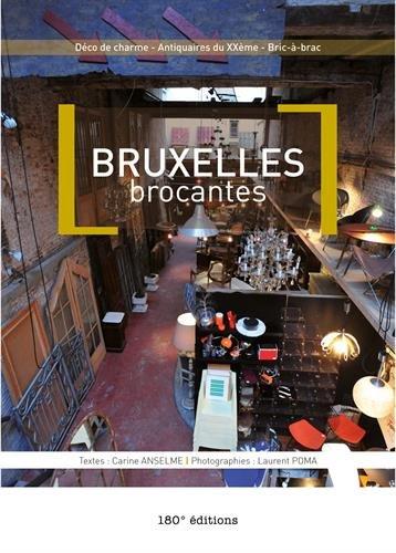 9782930427041: Bruxelles brocantes