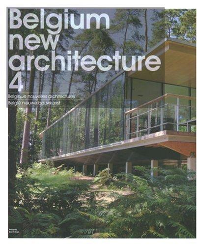 Nouvelles architectures : Tome 4, Belgique Nouvelles: Liliane Knopes; Joël