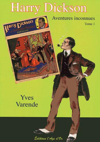 9782930556000: Harry Dickson T01 Aventures Inconnues