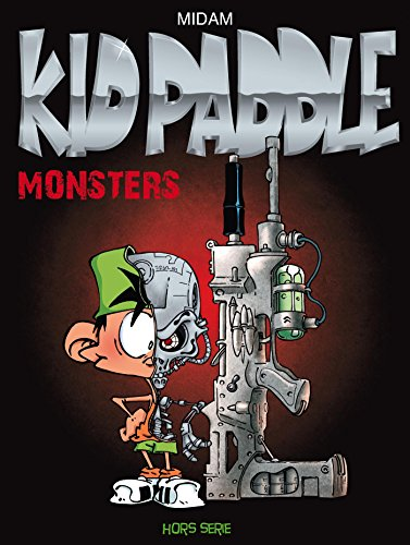 9782930618135: Kid Paddle - Monsters Standard (Mad Fabrik)