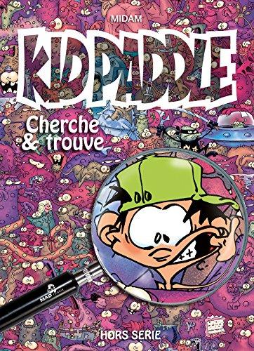 9782930618227: Kid paddle : Hors série cherche et trouve