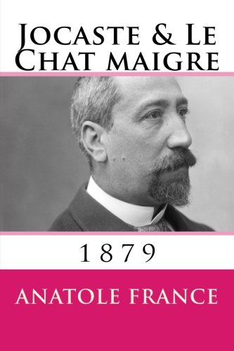 9782930718507: Jocaste et Le Chat maigre (French Edition)