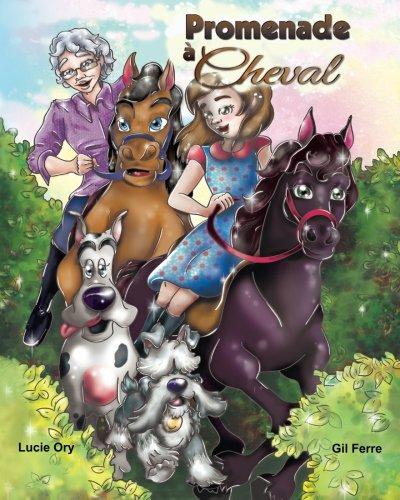 9782930821139: PROMENADE à CHEVAL (Jade et Granny) (Volume 1) (French Edition)